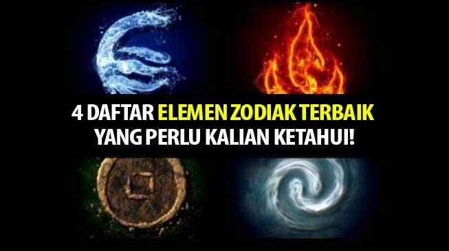 Elemen Zodiak