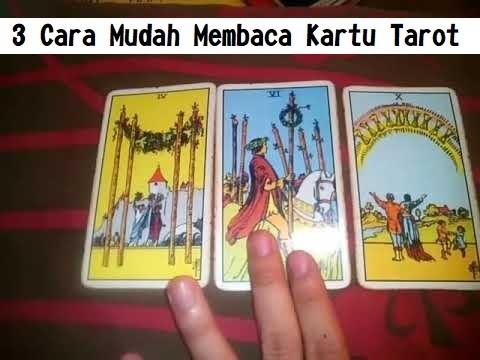 Cara Membaca Kartu Tarot