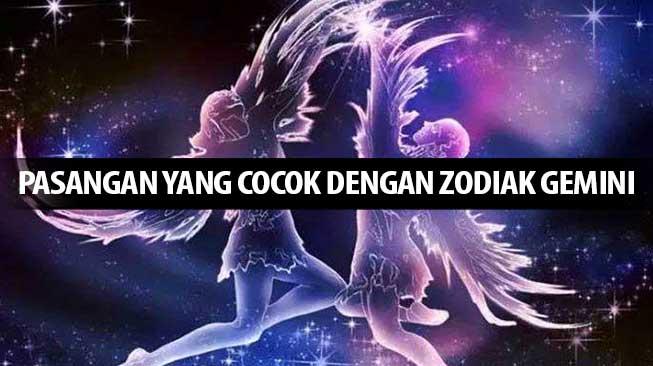 Pasangan Yang Cocok Dengan Zodiak Gemini